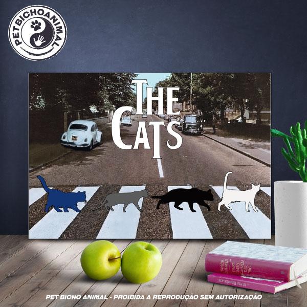 Quadro The Cats 1